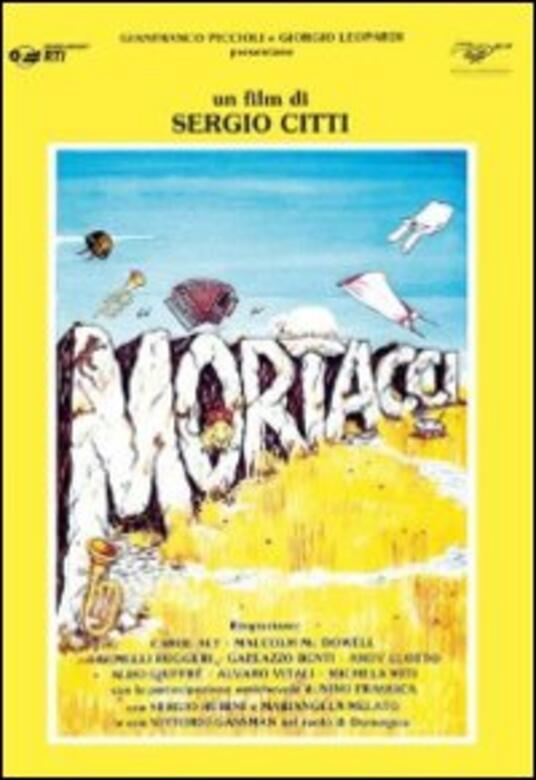 Mortacci di Sergio Citti - DVD