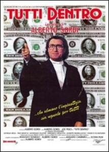 Tutti dentro di Alberto Sordi - DVD