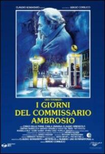 I giorni del commissario Ambrosio di Sergio Corbucci - DVD