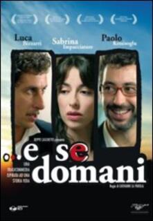 ... e se domani di Giovanni La Parola - DVD