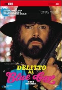 Delitto al Blue Gay di Bruno Corbucci - DVD