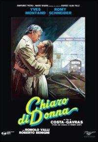 Cover Dvd Chiaro di donna (DVD)