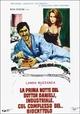 Cover Dvd DVD La prima notte del dottor Danieli, industriale, col complesso del... giocattolo
