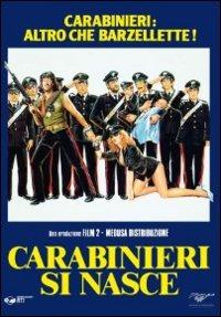 Locandina Carabinieri si nasce