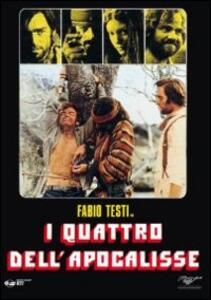 I quattro dell'Apocalisse di Lucio Fulci - DVD