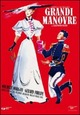 Cover Dvd Grandi manovre