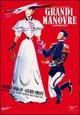 Cover Dvd DVD Grandi manovre