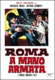 Cover Dvd DVD Roma a mano armata