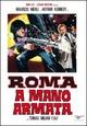 Cover Dvd Roma a mano armata