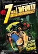 Cover Dvd Sette per l'infinito contro i mostri spaziali
