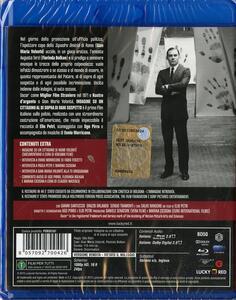 Indagine su un cittadino al di sopra di ogni sospetto di Elio Petri - Blu-ray - 2