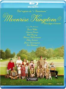 Moonrise Kingdom. Una fuga d'amore di Wes Anderson - Blu-ray