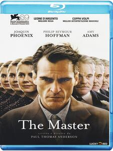 The Master di Paul Thomas Anderson - Blu-ray