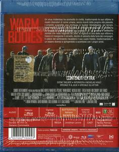 Warm Bodies di Jonathan Levine - Blu-ray - 2