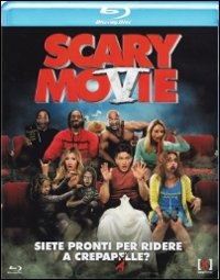 Cover Dvd Scary Movie 5 (Blu-ray)