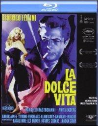 Cover Dvd dolce vita (Blu-ray)