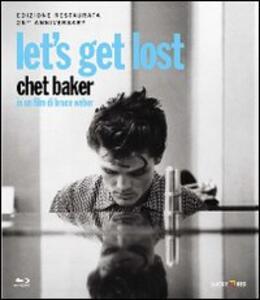Let's Get Lost. Perdiamoci di Bruce Weber - Blu-ray