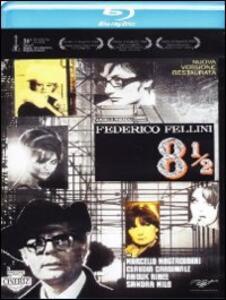 8 1/2 di Federico Fellini - Blu-ray