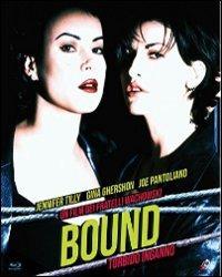 Cover Dvd Bound. Torbido inganno (Blu-ray)