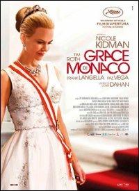 Cover Dvd Grace di Monaco (Blu-ray)