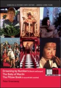 Peter Greenaway (3 DVD) di Peter Greenaway
