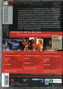 Peter Greenaway (3 DVD) di Peter Greenaway - 2