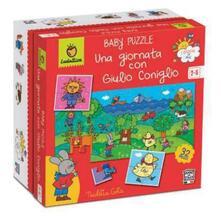 Baby Puzzle. Una giornata con Giulio Coniglio