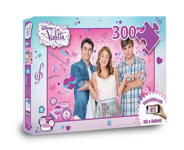 Puzzle interattivo Violetta 300 pezzi