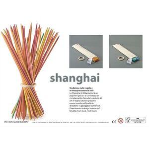 Giocattolo Shanghai Sun. Set 50 astine in 5 colori Milaniwood 3