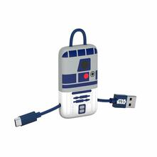 Star Wars. R2-D2. Micro USB Cable 22 Cm Android