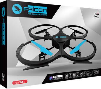 Two Dots Drone Falcon con videocamera - 7