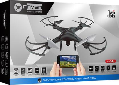 TWO DOTS Smartdrone Raven