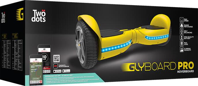 TWO DOTS Glyboard PRO Yellow - 2