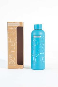 Idee regalo Bottiglia OpenWorlds Natura Acqua Azzurro Open Wor(l)ds
