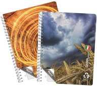 Cartoleria Quaderno multimateria Mans 120 fogli. Quadretti Mans