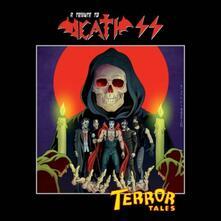 Terror Tales. A Tribute to Death SS (Vinyl Box Set) - Vinile LP