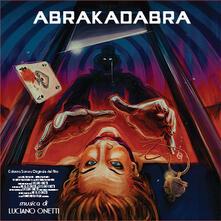 Abrakadabra (Colonna Sonora) - CD Audio di Luciano Onetti