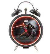 Idee regalo Star Wars. Episode VII. Sveglia Kylo Ren in Metallo 8 Cm Joy Toy