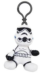 Star Wars. Portachiavi Peluche Stormtrooper 8 Cm