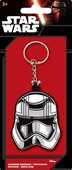 Idee regalo Portachiavi Star Wars. Captain Phasma in Plastica Joy Toy