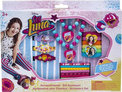 Soy Luna. Set Accessori 18 Pz In Confezione Regalo