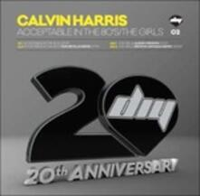 Acceptable in the 80's - The Girls Ep - Vinile LP di Calvin Harris
