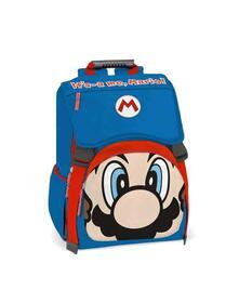 Zaino estensibile Super Mario Blu