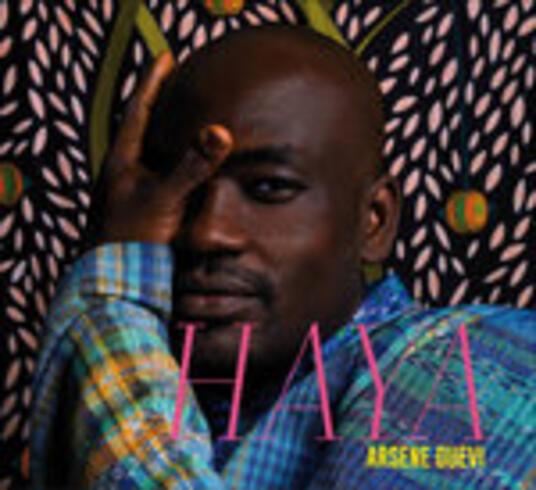 Haya - CD Audio di Arsene Duevi