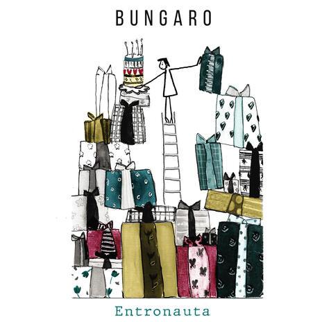 Entronauta - CD Audio di Bungaro