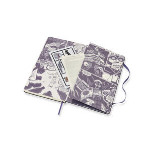 Taccuino Moleskine Transformers Limited Edition large a righe. Megatron - 6