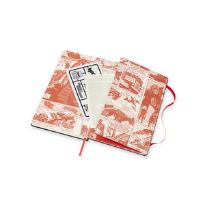 Taccuino Moleskine Transformers Limited Edition large a righe. Optimus Prime - 6