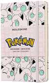 Cartoleria Taccuino Moleskine Pokémon Limited Edition pocket a righe. Jigglypuff Moleskine