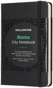 Taccuino Moleskine City Notebook Roma