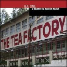 Tea Time - CD Audio di Massimo De Mattia,Giovanni Maier,Daniele D'Agaro